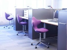 Varier Office Chairs #radiantorchid
