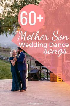 Mother Groom Dance Songs, Mother Son Wedding Songs, Mother Son Dance Songs, Mother Song, Best Wedding Songs, Wedding Dance Songs, First Dance Songs, Wedding Music, Wedding Songs Reception