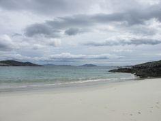 Isle of Harris - Hushinish Beach View