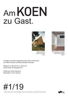 ARCH - Am KOEN zu Gast Architecture