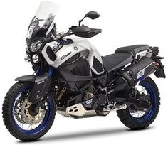 2015 Yamaha Super Tenere Worldcrosser, the updated version of the Yamaha's flagship tourer motorcycle, prices and tech specs revealed. Trail Motorcycle, Enduro Motorcycle, Motorcycle Style, Tourer Motorcycles, Cars And Motorcycles, Vstrom 1000, Motocross, Super Tenere, Biker Gear