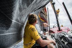 Playing out | Volvo Ocean Race 2014-15