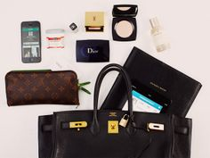 {in my handbag   the editors of vogue australia during fashion week} by {this is glamorous}, via Flickr