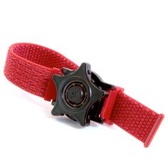 Mindful Fidget Bracelets are a very comfy, subtle, and stylish bracelet-style fidget spinner that looks similar to a watch upon first glance. Our testers loved these soothing, premium-quality sensory fidgets that were designed by an occupational therapist for tweens, teens, and adults – ages 12-up. They feature an adjustable cottony red bracelet strap with a black spinner face; our testers liked that they could make them as tight or loose as desired. Unisex colors may vary. Fidget Tools, Dermatillomania, Occupational Therapist, Fashion Bracelets, Tween, Mindfulness, Comfy, Unisex, Watch
