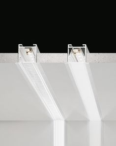 Barra a LED lineare da incasso BROOKLYN TRIM by PANZERI