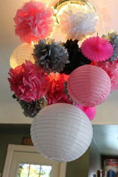 Paper lantern transformations