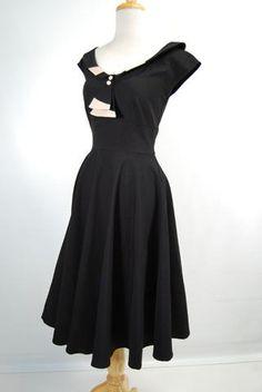 The Stop Staring Lavish Swing Dress