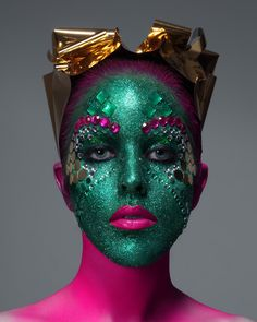 'Beautiful Monster' is the fantastic work of Spanish artist Paco Peregrín, who has earned credibility as one of the most exciting and talented photographers working in advertising, beauty, art & fashion...