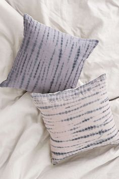 Magical Thinking Shibori Streak Pillow - The whimsical decadence of a dream held true. #UOonCampus #UOContest