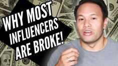 Why Most Influencers Are BROKE | Build Your Following AND Your Business. Kaizen Sigma helps local businesses with time-tested marketing techniques, strategy, content marketing, social media management, advertising and video production. Follow for tips and hacks for entrepreneurs. #youtubeads #facebookads #marketing #marketingtips #onlinemarketing #youtube Digital Marketing Strategy, Content Marketing, Online Marketing, Time Tested, Marketing Techniques, Kaizen, Video Production, How To Make Money, Channel