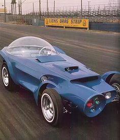 "Big Daddy Ed Roth car  ""El Orbitron"""