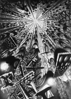Soviet Artist and Mathematician Anatolii Fomenko's Mathematical Impressions – Brain Pickings