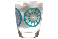 S/4 Juicy Glasses, Blue in May 16 - 2013 from One Kings Lane on shop.CatalogSpree.com, my personal digital mall.