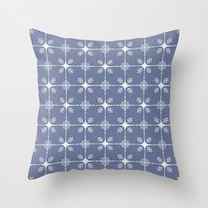 Geometric pattern Throw Pillow by oanadara Bed Pillows, Pillow Cases, Custom Design, Blanket, Fabric, Pattern, Home, Pillows, Tejido