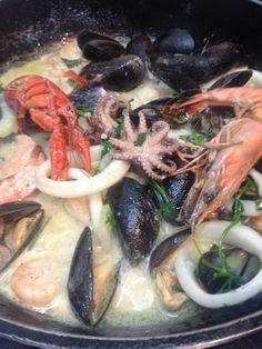 seafood !