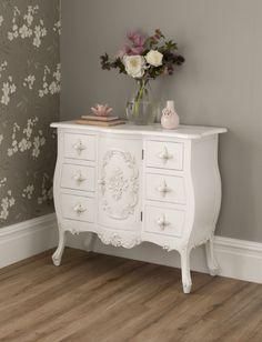 La Rochelle Antique French Style Dresser