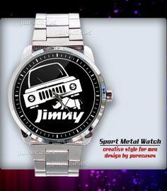 Suzuki Jeep Jimny Sport Metal Watch