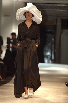 Yohji Yamamoto SS 1998