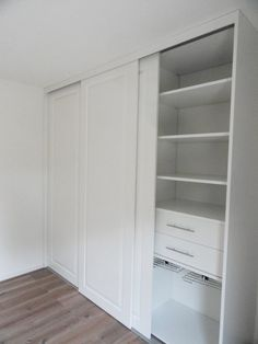 42 Trendy Bedroom Wardrobe Ideas Built Ins Walks<br> Bedroom Cupboard Designs, Bedroom Wardrobe, Diy Wardrobe, Bedroom Closet Design, Bedroom Diy, Diy Cupboards, Build A Closet, Bedroom Built In Wardrobe, Closet Design