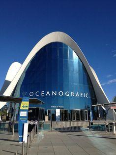 L'Oceanogràfic - Valencia