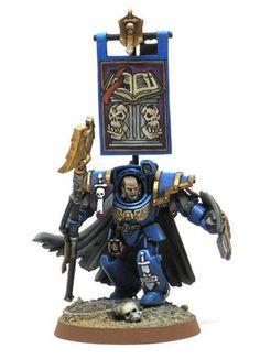 Ultramarine Terminator #warhammer