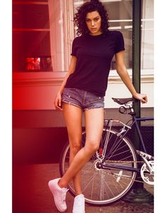 DENISE SCHAEFER · WOMEN Becoming A Model, New Face, Classic Beauty, How To Become, Baby Boy, Street, Women, Women's, Roads