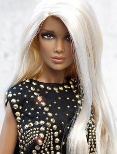 OOAK Fashion Doll.