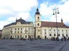 Piata Mare, Sibiu.