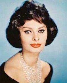Sophia Loren, la miss delle miss