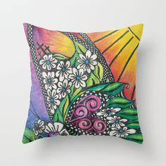 2 Corinthians 4:6 Throw Pillow by Alohalani - $20.00