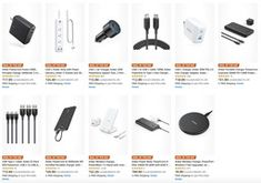 Anker Charging Accessories On Sale for Up to 44% Off [Deal of the Day] Google Maps Icon, Map Icons, Sale Items, Day, Accessories, Jewelry Accessories