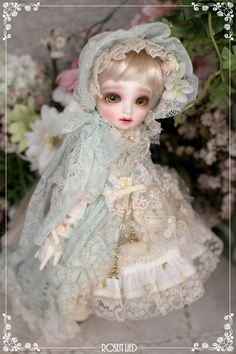 [Rosenlied] Tuesday's Child Limited Beige | by rosen lied