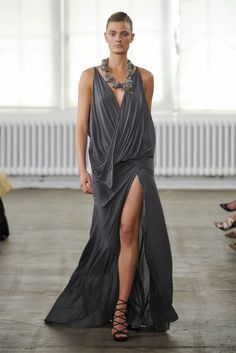 Donna Karan Resort 2011 - Collection - Gallery - Style.com