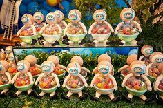 Festinha infantil, Addad Franco, Fundo do Mar