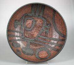 Jaap Dommisse large bowl 1963...