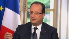 Hollande discusses French foreign policy (31/05/2013)