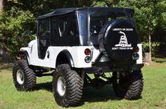 1962 Jeep Full Frame off Restoration for sale Jeep Cj6, Jeep Willys, New Drive, Mopar Or No Car, Transfer Case, Drive Shaft, Fuel Injection, Monster Trucks, Restoration