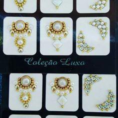 Nail Jewels, Nail Art, Stud Earrings, Nails, Beautiful, Jewelry, Jewelry Model, Nail Gems, Fingernail Designs