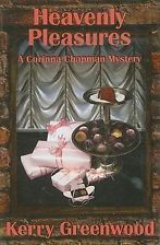 NEW Heavenly Pleasures: A Corinna Chapman Mystery by Kerry Greenwood Paperback B