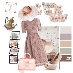Tea dress ☕🍵