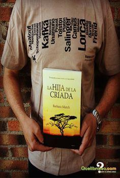 """La editorial ALIANZA Y QUELIBROLEO sortean: 3 libros + camiseta de """"La hija de la criada"""" (http://www.quelibroleo.com/la-hija-de-la-criada). Y 5 camisetas. Para participar: https://www.facebook.com/photo.php?fbid=10151445754870671=a.383545305670.172103.123705415670=1_count=1#"""