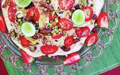 Australia Day Pavlova … Healthified! - Move Nourish Believe