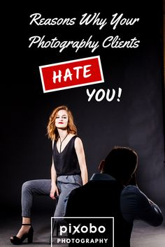 In the photography business, we can often encounter difficult photography clients who will make our business more challenging. But there are also chances that a photographer can be guilty of why his clients and models hate him. In this article, we're going to go over some of the reasons why your photography clients hate you and what you can do about it. We will help you to work on yourself and your photography business in order to have a better relationship with your clients… Social Media Content, Social Media Tips, Going Crazy, Going To Work, Photography Business, Amazing Photography, Photography Tutorials, Photography Tips