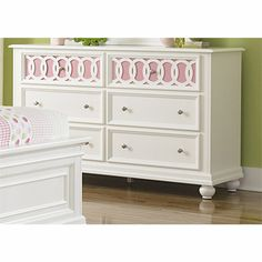 Liberty Furniture - Kaleidoscope Youth 6 Drawer Dresser - 527-BR30