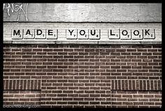 Cerebral graffiti