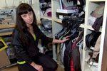Elena Slivnyak's Closet Tour