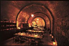 very special Tuscan restaurant at Castel Monastero