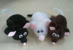 Mice Pom Pom Critters