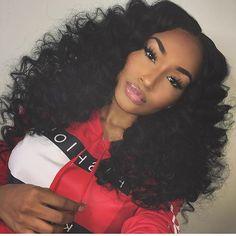 @karinjinsui   #redstyles   #curlyhair   #igbeauty ✨