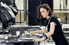 Nina Kraviz - Enter terrace